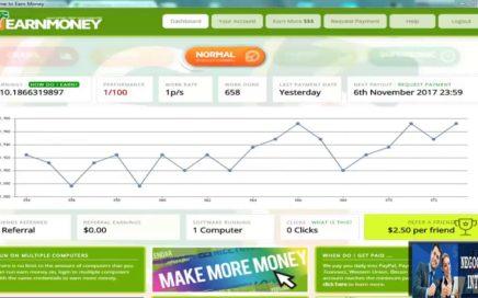 Earn Money Network | Gana Dinero en Piloto Automático y Recibe 10$ Gratis