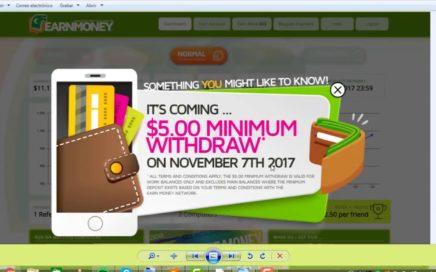Earn Money Network   Gana Dinero Por  Dejar Tu Computadora ENCENDIDA!!