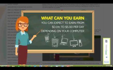 Earn Money Network  Gana dinero por Tener el PC encendido  PAGO GARANTIZADO 100%