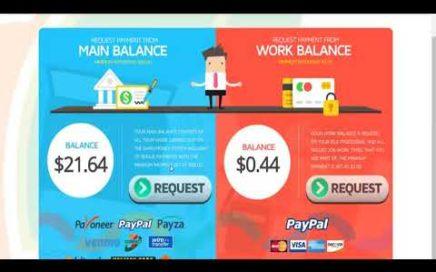 Earn Money Network   PRUEBA DE PAGO A PAYPAL   Gana Dinero e