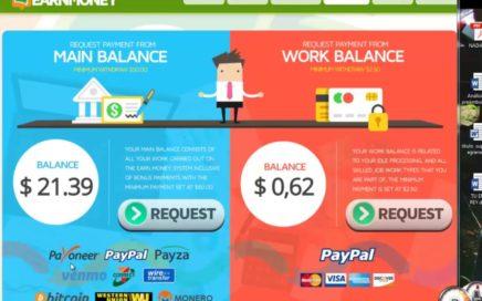 Earn Money Network Todo lo que debes saber | Gana Dinero con tu PC y 10$ Gratis | Louis Naranjo