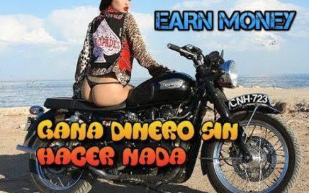 EARNMONEY GANA DINERO SIN HACER NADA