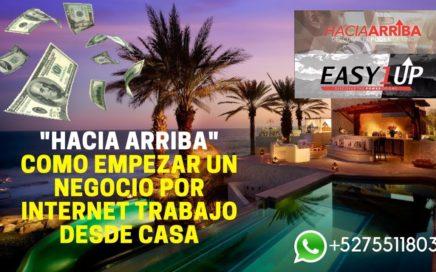 Easy 1 Up En Español!! | Hacia Arriba | Educación Financiera Que Te Da a Ganar Dinero!!