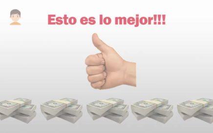 Easy 1 up en español!!! Hacia Arriba GANAR DINERO DESDE CASA  La mejor presentación!