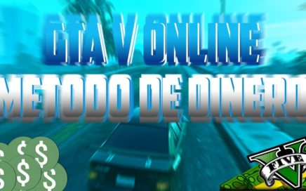 !EL MEJOR METODO PARA GANAR DINERO EN GTA V ONLINE LEGALMENTE!! 1.39