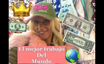 EL MEJOR TRABAJO DEL MUNDO DESDE CASA. Ganar dinero? Congreso Roma juice plus2017  . Sandra Detox.