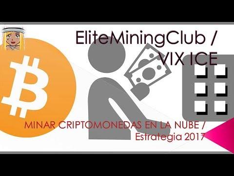 EliteMiningClub  SE VOLVIÓ SCAM  /VIX ICE SE VOLVIÓ SCAM / MINAR CRIPTOMONEDAS EN LA NUBE