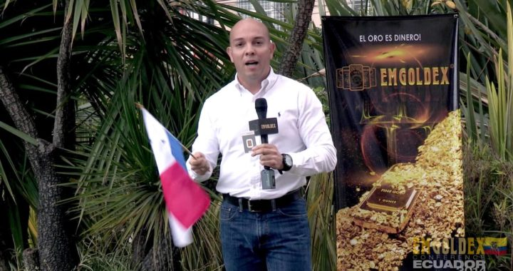 EmGoldex  América Latina - Ganar dinero desde casa! Ricardo Castro