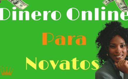 Eres Novato Dinero Online/ Ganar  Dinero Online por Mairo Heffels