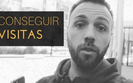 ES NECESARIO CONSEGUIR VISITAS A MI WEB | Alejandra y Toni | V167