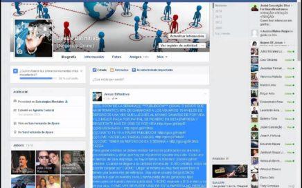 ESTRATEGIA 50 REFERIDOS EN 3 SEMANAS CON FACEBOOK GANA DINERO ONLINE YS 2014
