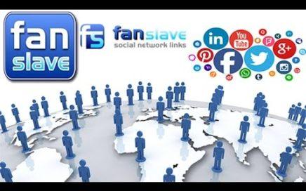 Fanslave Gana Dinero utilizando Facebook, Twitter, Google+ y Youtube