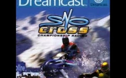 GAMEPLAY SNOCROSS RACING CHAMPIONSHIP (CRAVE) @ SEGA DREAMCAST