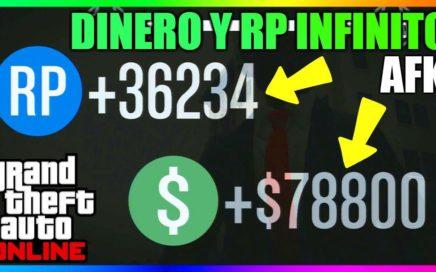 GANA $5,000,000 DIARIAMENTE SIN HACER NADA CON ESTE TRUCO DE DINERO INFINITO | GTA 5 ONLINE