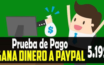 Gana dinero a Payza [ Prueba de Pago 5.19$] Dinero Online Venezuela DLC