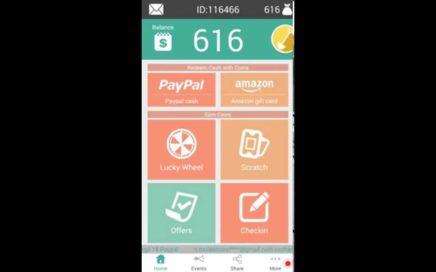Gana dinero app android para paypal fácil