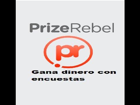Gana Dinero Con Encuestas - PRIZEREBEL 2017