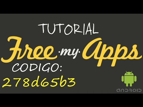 Gana dinero con Freemyapps (ANDROID) 2017