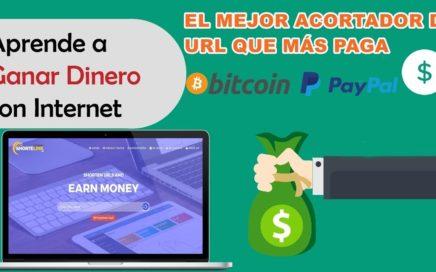 Gana dinero con shortelink / gana dinero a paypal 2017