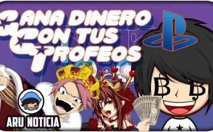 GANA DINERO CON TUS TROFEOS - PlayStation 4   Logros   Recompensa