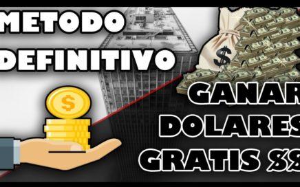 GANA DINERO DE 1 A 2 $$$ DIARIOS CON ESTA EXCELENTE PLATAFORMA // BITCOIN , PAYPAL ETC..
