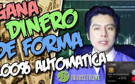 GANA DINERO DE FORMA AUTOMATICA   Como ingresar $500 de Fondos a HOTFOREX