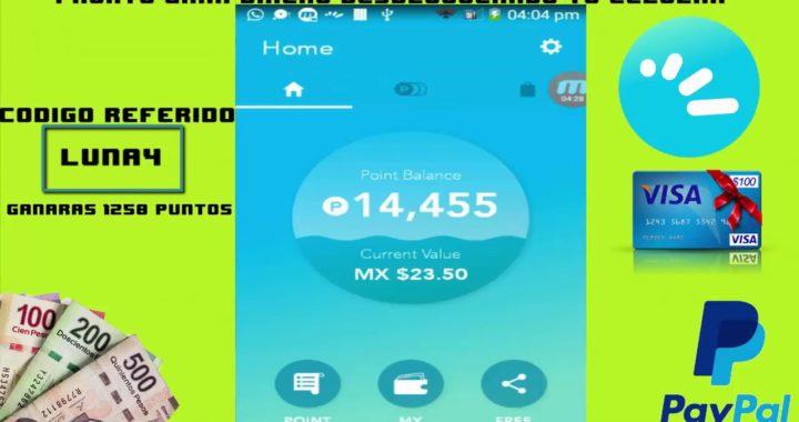 Gana Dinero Desbloqueando tu movil con Fronto App, Paypal y Visa Virtual Todos los Paises