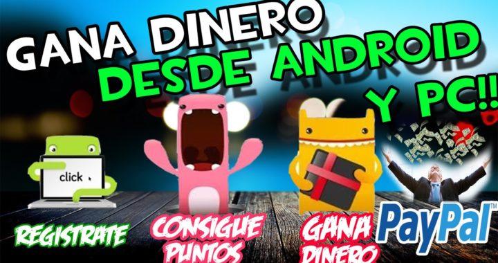 GANA DINERO DESDE TU ANDROID Y TU PC   Gift Hunter CLUB 2017