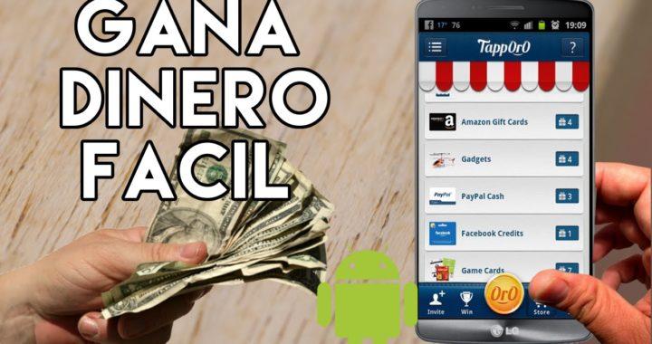 Gana Dinero en Android con TappOro | Muy Fácil y en español