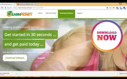 Gana Dinero en Automatico - Minando Dolares Gratis desde tu PC | Earn Money Network