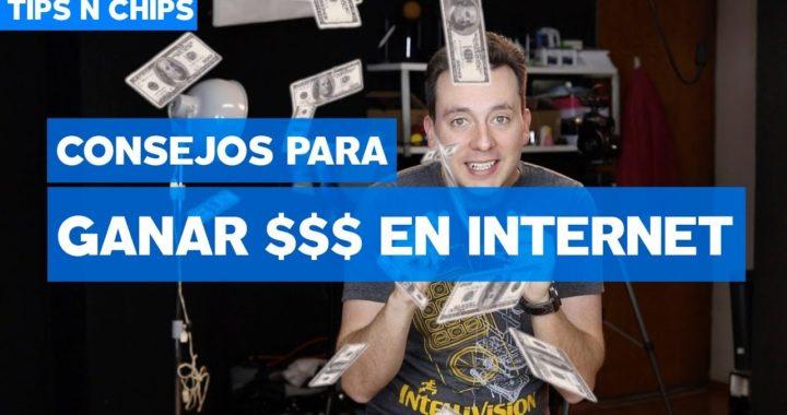 Gana dinero en Internet - #TipsNChips con @japonton