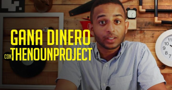 Gana Dinero Extra con The Noun Project