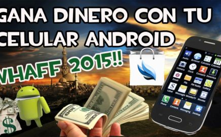 GANA DINERO FACIL CON TU ANDROID 2017 | Para Paypal,Minecraft,Blizzard,Amazon,Xbox,stem,LOL y mas)