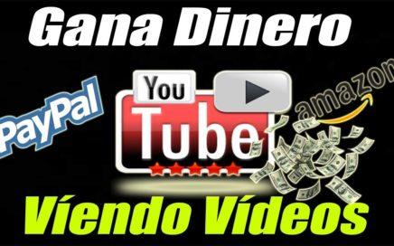 Gana Dinero Gratis a Paypal viendo Vídeos de Youtube | Baymack Nuevo Pago  | Gokustian
