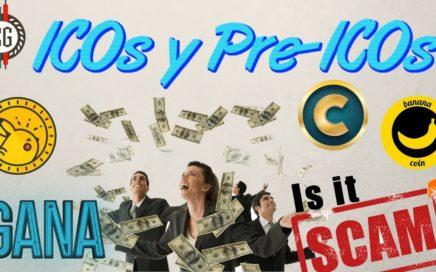 ¡Ganá dinero invirtiendo en ICOs!