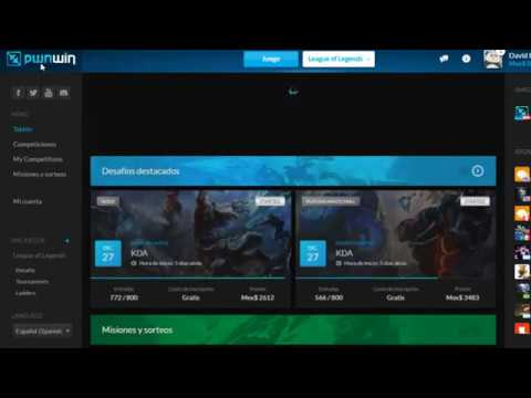 Gana Dinero Jugando League of Legends | 2017