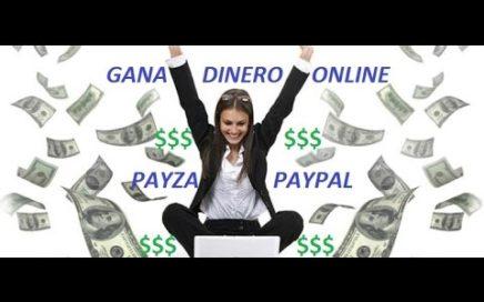 Gana dinero online clickeando anuncios TM | como cobrar | 2016