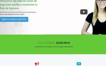 GANA DINERO ONLINE   MEJOR PAGINA DE ESTE 2016