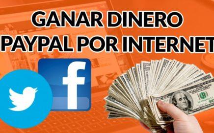 Gana Dinero Paypal con tus Redes Sociales | 15 EUR A LA SEMANA