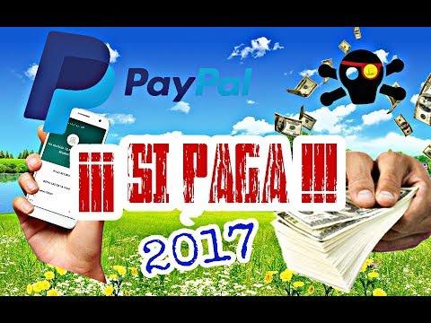 GANA DINERO PAYPAL DESDE TU TELÉFONO ANDROID/CASH PIRATE SI PAGA !!!!! 2017