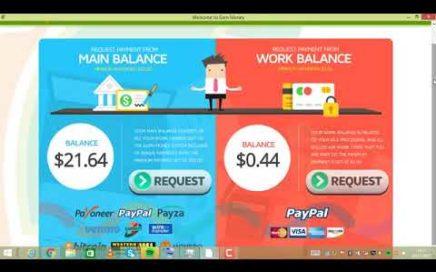 Gana Dinero por Tener el PC encendido (Earn Money Network)  PRUEBA DE PAGO A PAYPAL