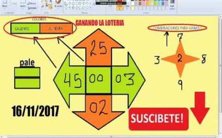 Gana Dinero Rapido hoy 16/11/17 en La Loterias y Apuestas/ juega chances