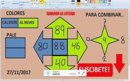 Gana Dinero Rapido hoy 27/11/17 en La Loterias y Apuestas/ juega chances