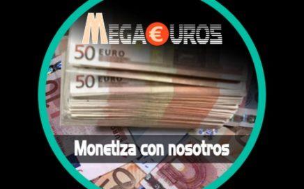 Gana Dinero Sin Invertir MOBIDEA ,Publicidad Financiera, Mega Euro