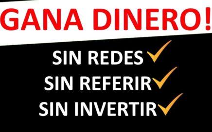 GANA DINERO SIN INVERTIR, SIN REFERIR, SIN REDES by Juan Sagaz