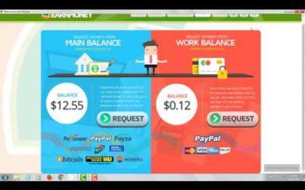 Gana mas de 100$ a la semana con EarnMoneyNetwork
