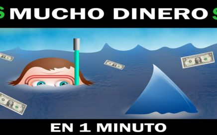 GANA MUCHO DINERO EN INTERNET SOLO EN 1 MINUTO ¡SI EL TIBURON NO TE COME!