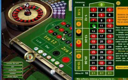 Ganar dinero (400/hora) en la ruleta online