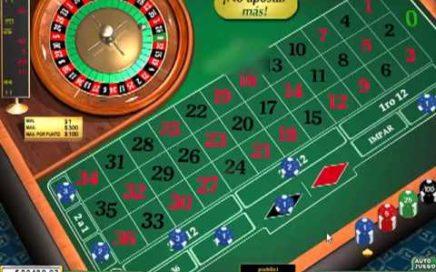 Ganar dinero a la ruleta, metodo infalible !! Metodo de la martingala para casinos online.