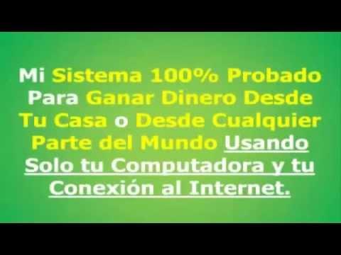 GANAR DINERO CON PAYPAL EN PILOTO AUTOMÁTICO Sistema Paypal Booster 2015